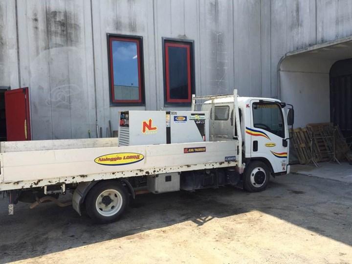 generatore 20 kva noleggio lorini