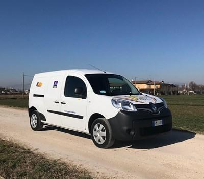 Furgone Minivan