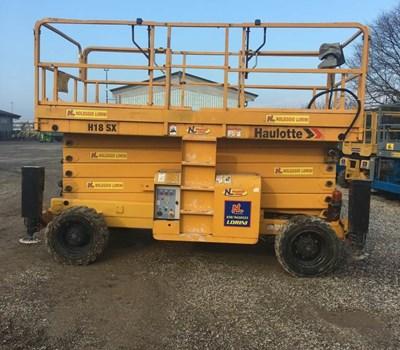 Diesel altezza lavoro 18 mt