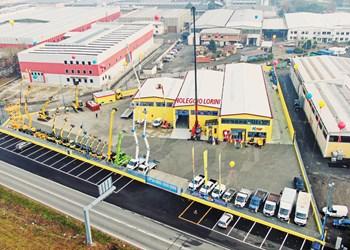 La nuova filiale di Settimo Torinese